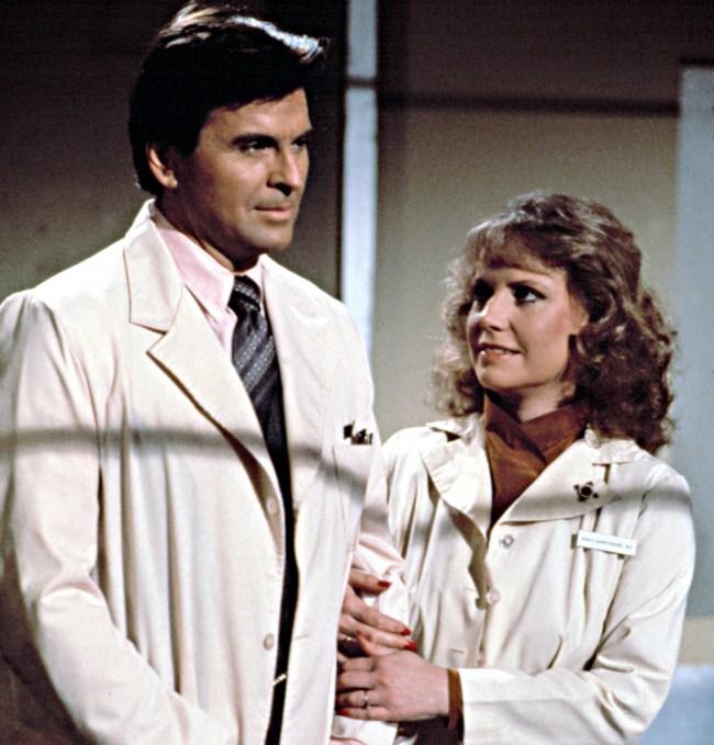 GENERAL HOSPITAL, Stuart Damon, Leslie Charleson, (1983), 1963-. © ABC / Courtesy: Everett Collection