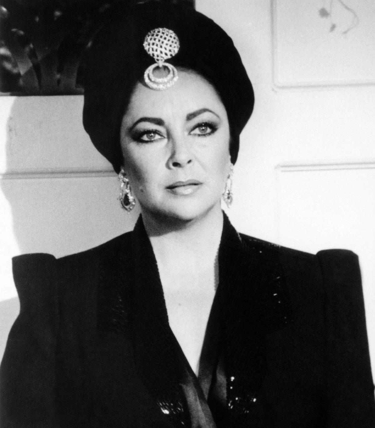 GENERAL HOSPITAL, Elizabeth Taylor, aired November 1981