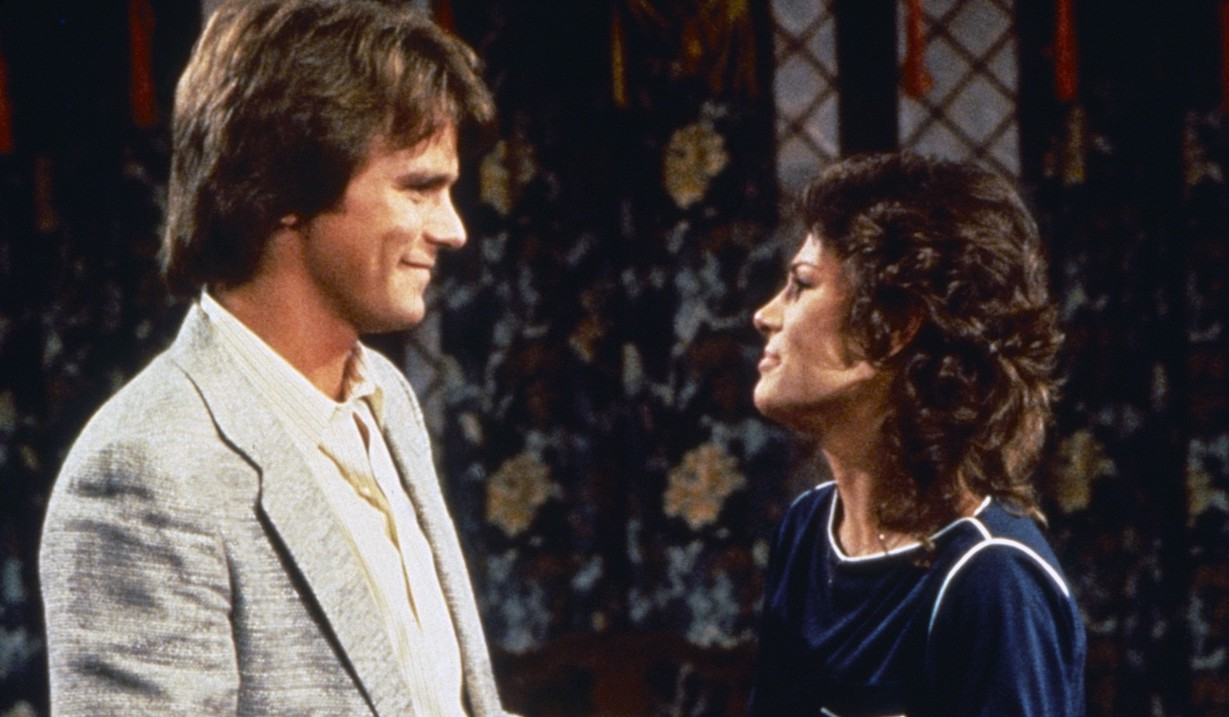 GENERAL HOSPITAL, from left: jeff anne Richard Dean Anderson, Susan Pratt, (1993), 1963- , /©ABC /Courtesy Everett Collection