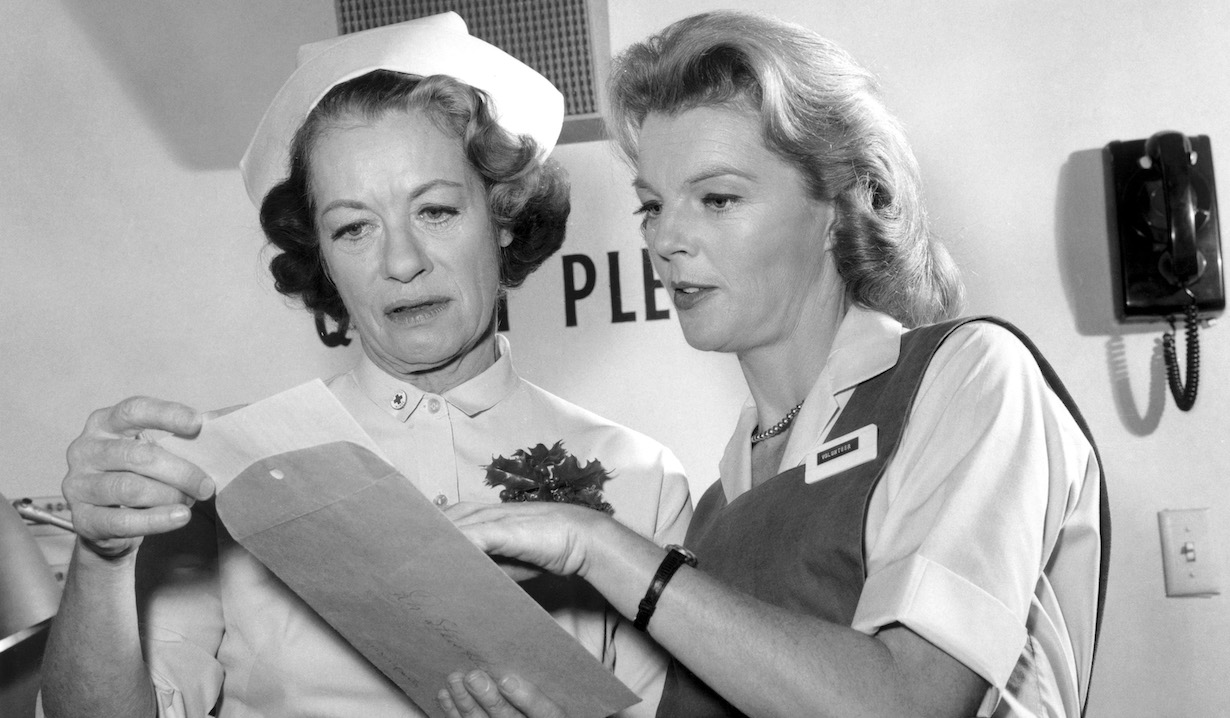 GENERAL HOSPITAL Lucille Wall, Rachel Ames audrey abc ec