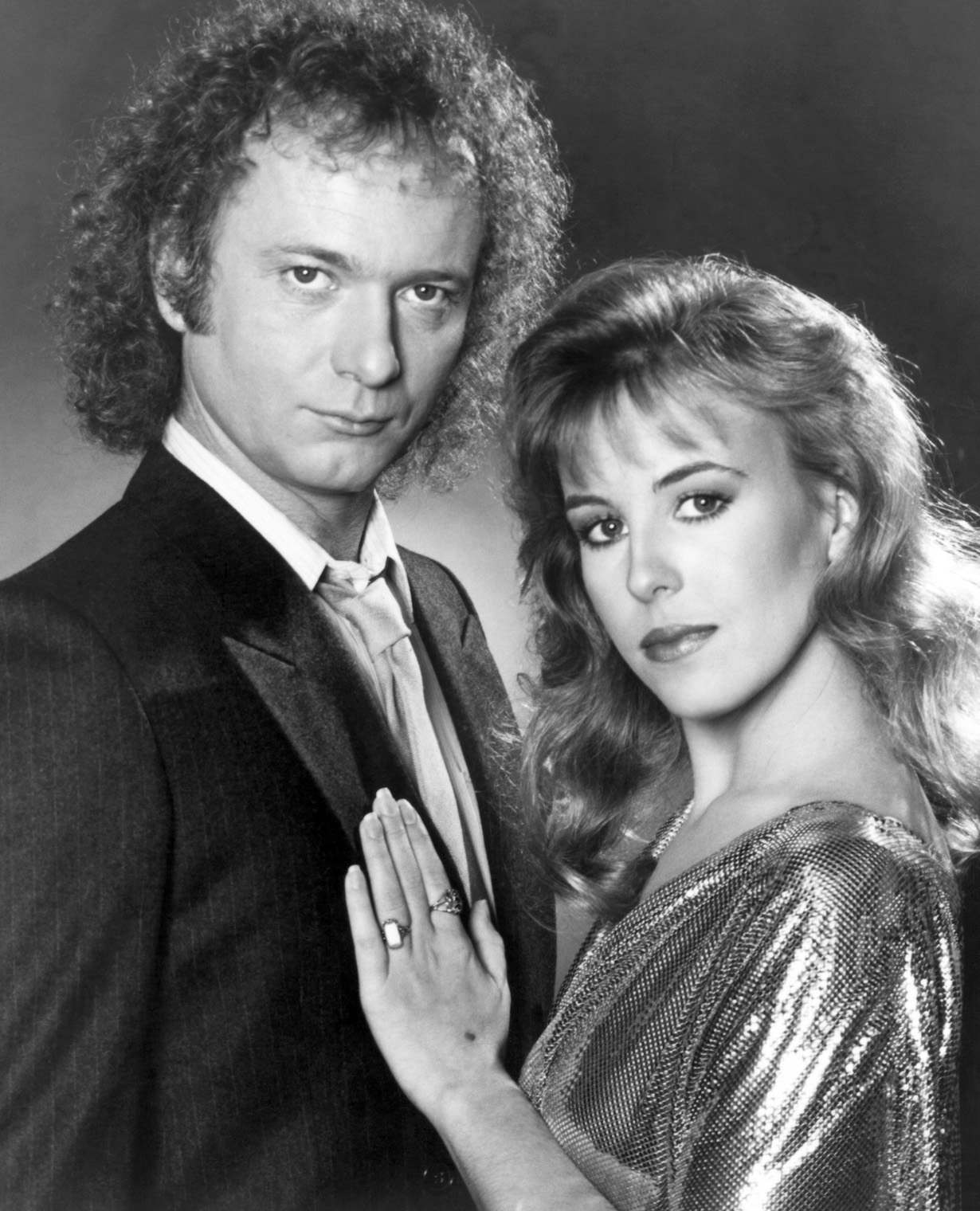 GENERAL HOSPITAL, Genie Francis, Anthony Geary, (1983), 1963-, © ABC / Courtesy: Everett Collection