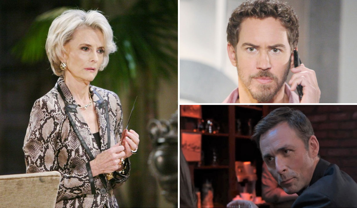 Helena is back from the dead on GH