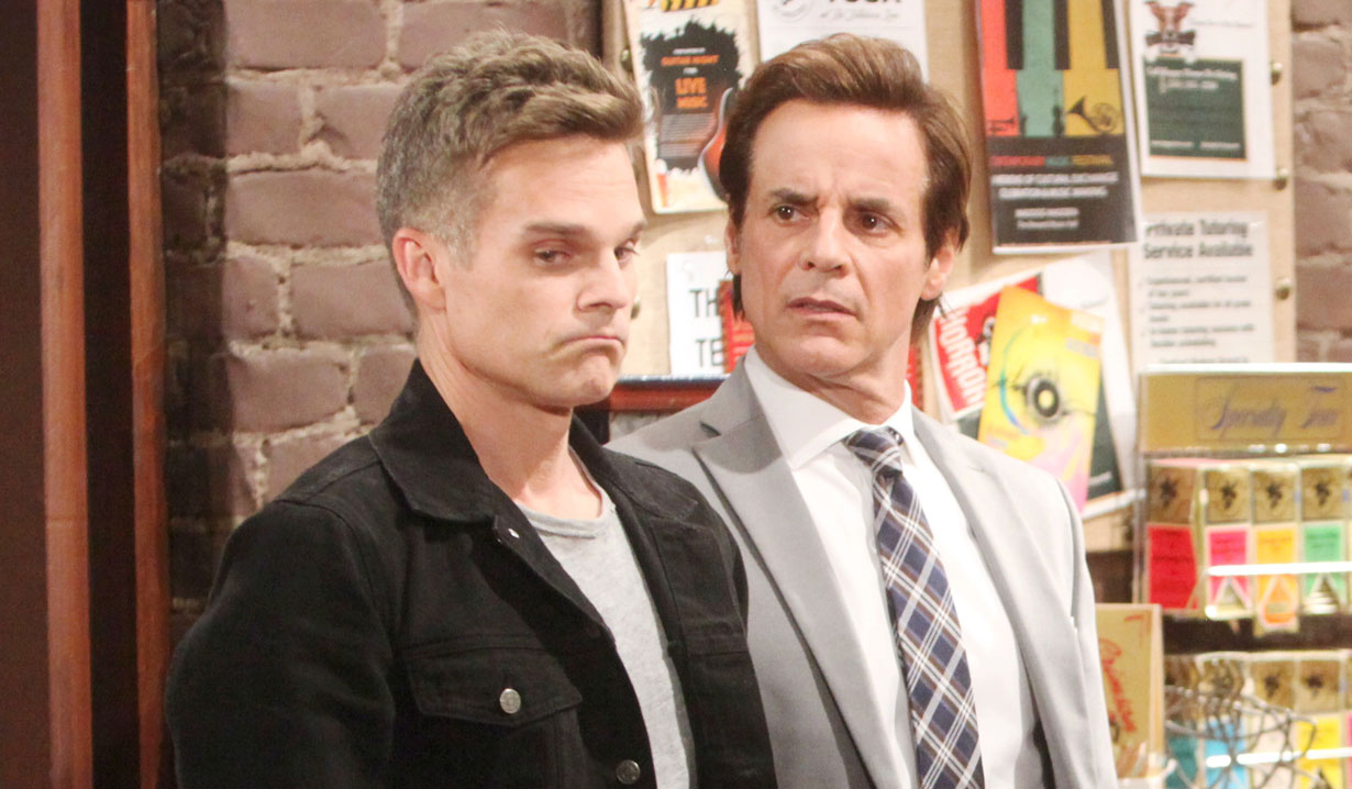 kevin and michael brothers Y&R