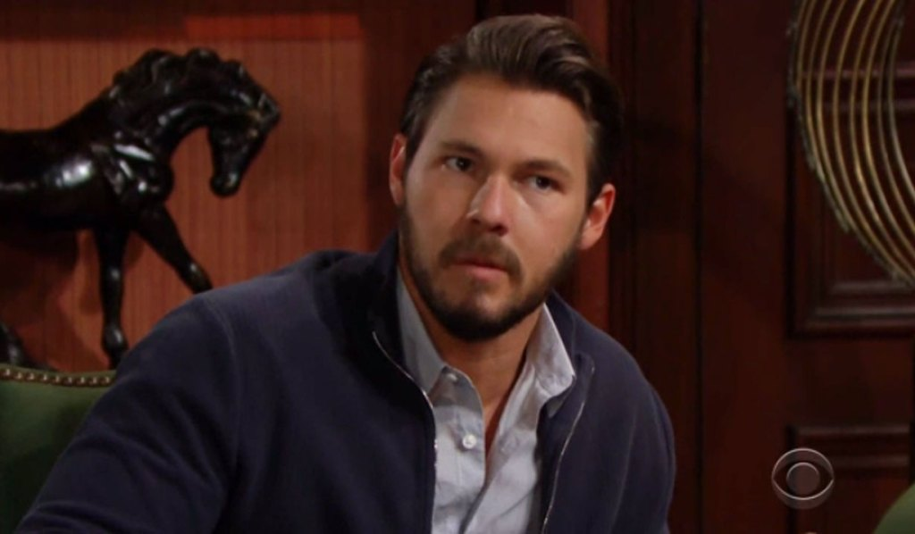 liam talks to zende and hope about thomas B&B