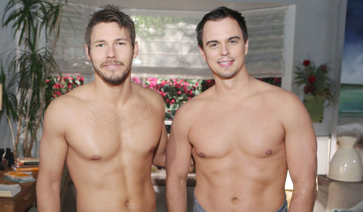 liam and wyatt brothers B&B