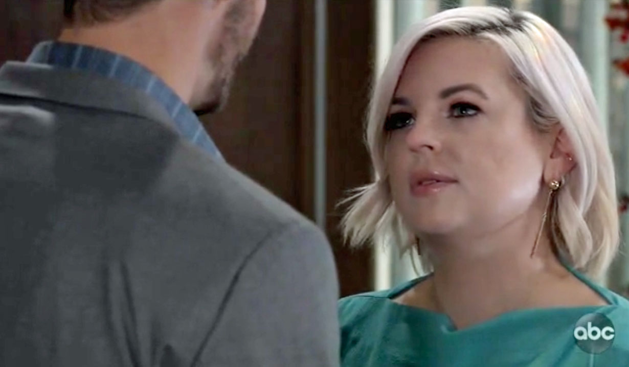 Maxie proposes to Peter on GH