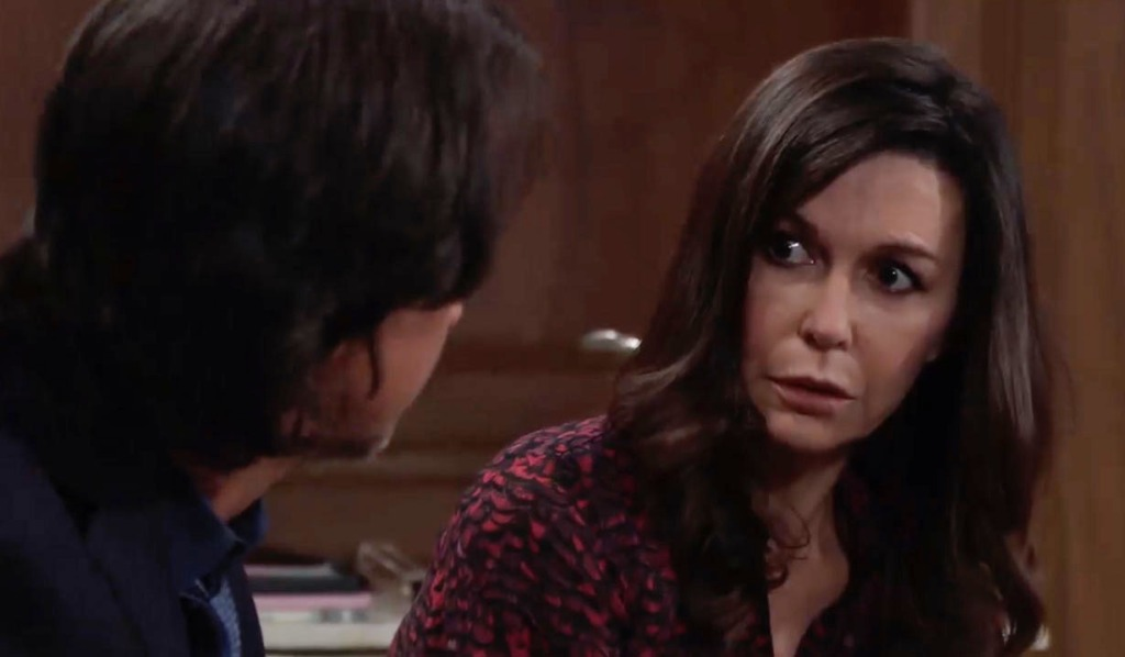 Anna has a plan on GH