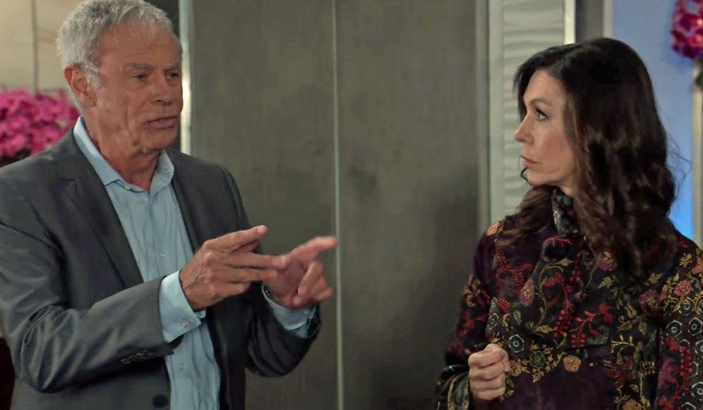 Robert and Anna meet Jackie on GH