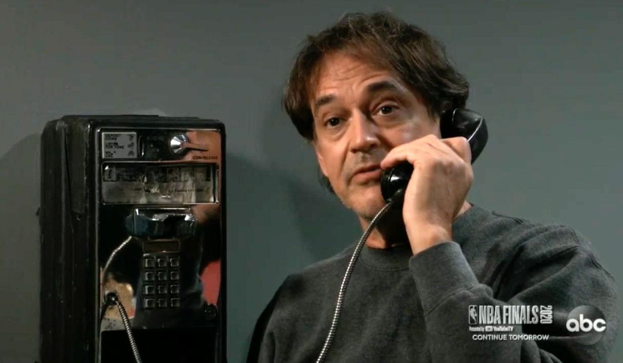 Ryan calls Ava on GH