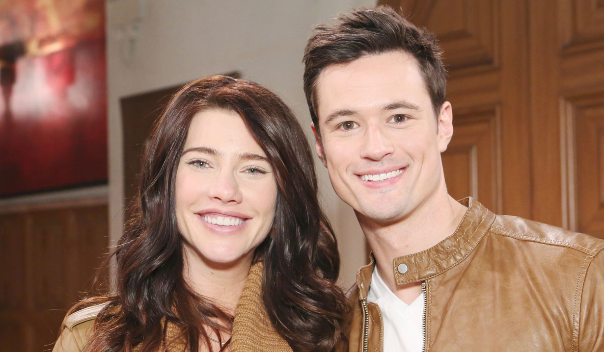 steffy and thomas siblings B&B