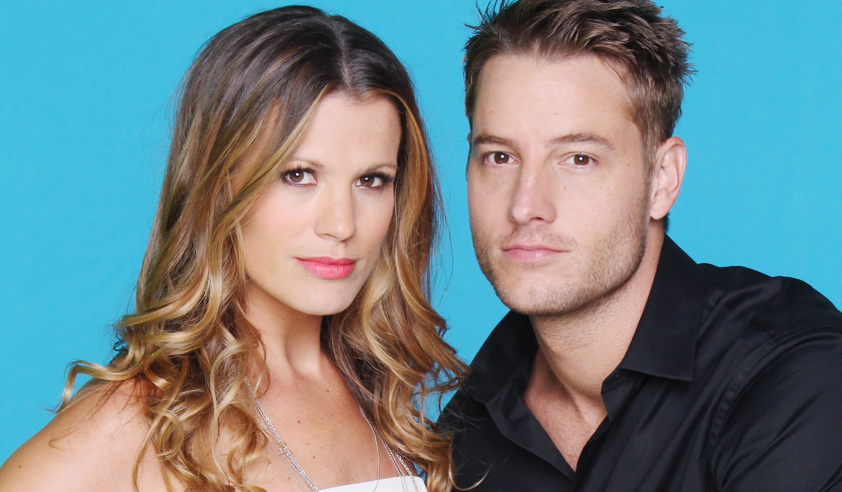 "Melissa Claire Egan, Justin Hartley ""The Young and the Restless"" chelsea adam gallery jp"