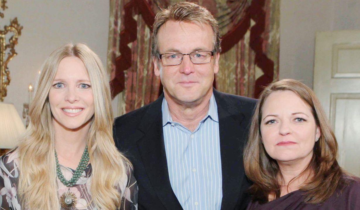 Lauralee Bell, Doug Davidson, Tricia Cast yr christine paul nina hw