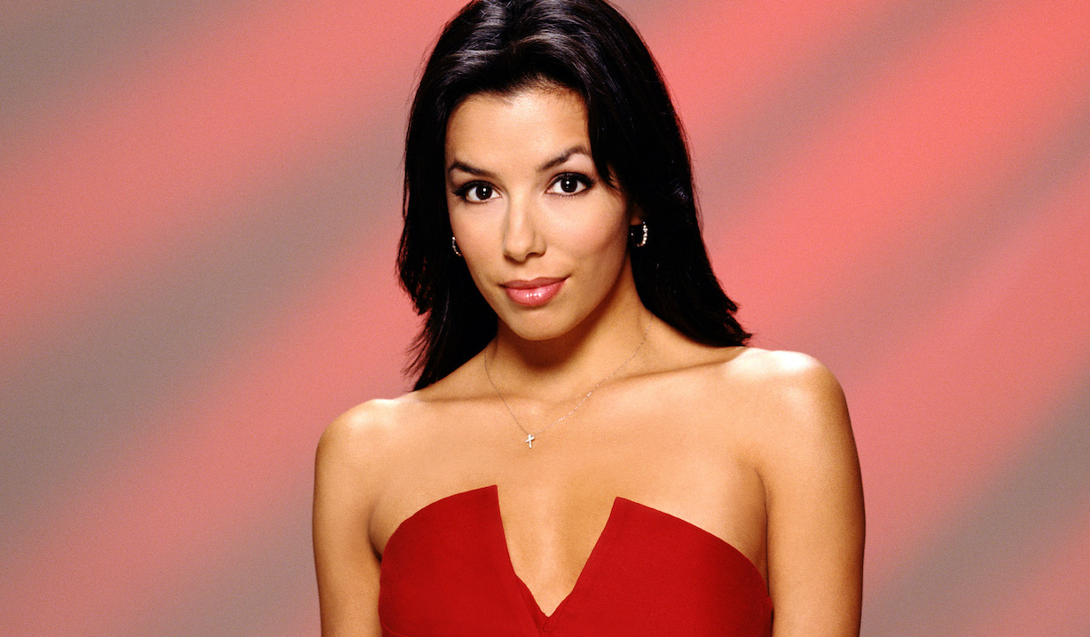THE YOUNG AND THE RESTLESS, Eva Longoria, isabella cbs ec