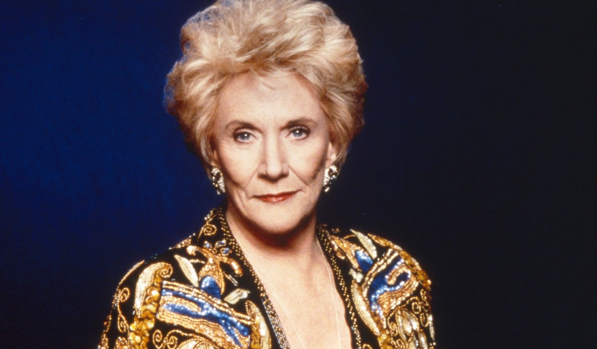 THE YOUNG AND THE RESTLESS, Jeanne Cooper, 1997, 1973-, ph: Cliff Lipson /© CBS /Courtesy Everett Collection