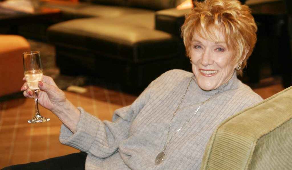 Jeanne Cooper katherine yr champagne bl