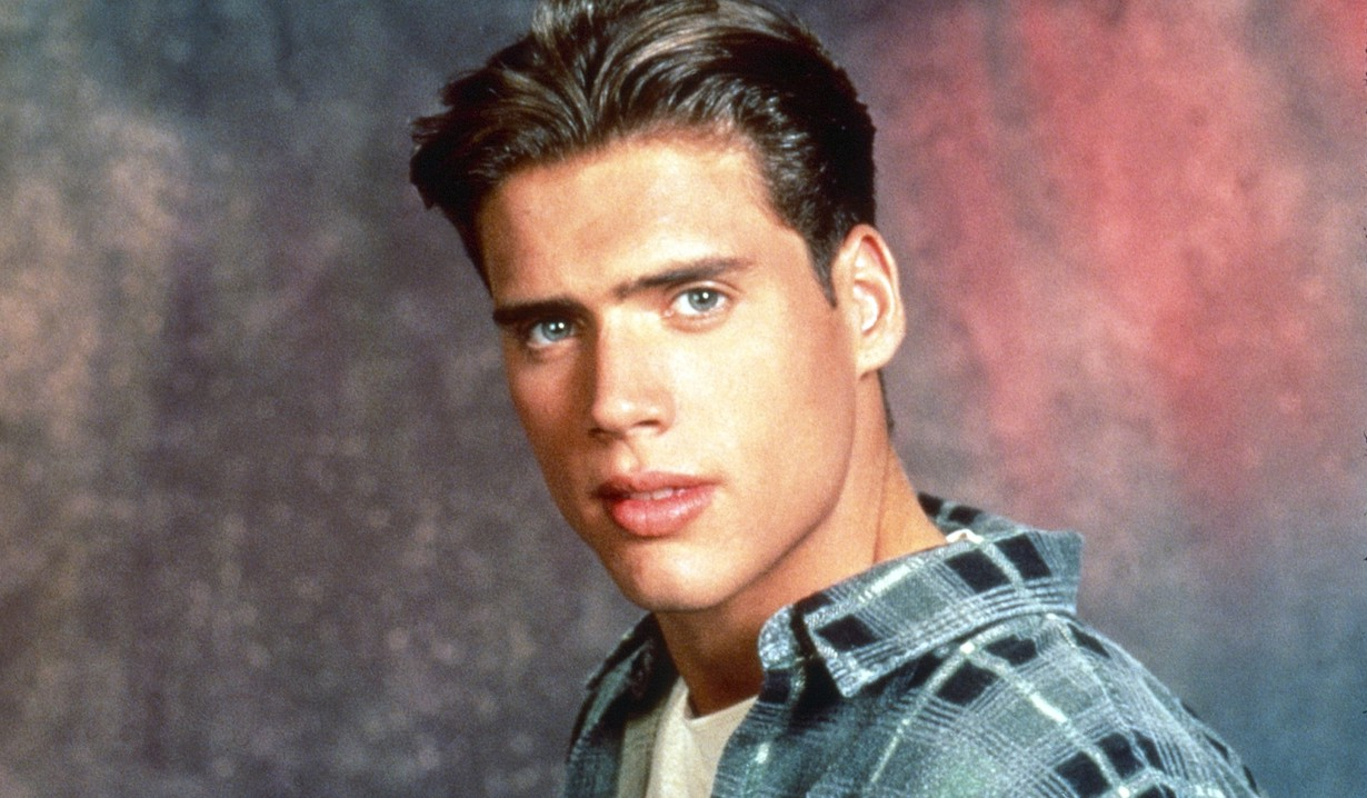 THE YOUNG AND THE RESTLESS, Joshua Morrow, nick 1990s cbs ec