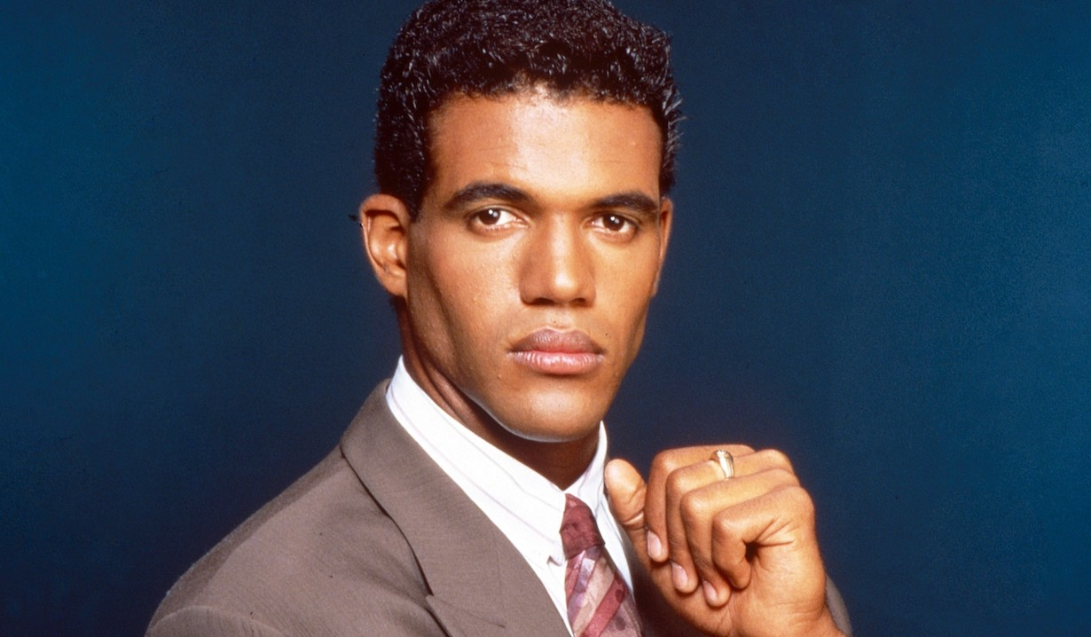 THE YOUNG AND THE RESTLESS, Kristoff St. John, neil cbs ec