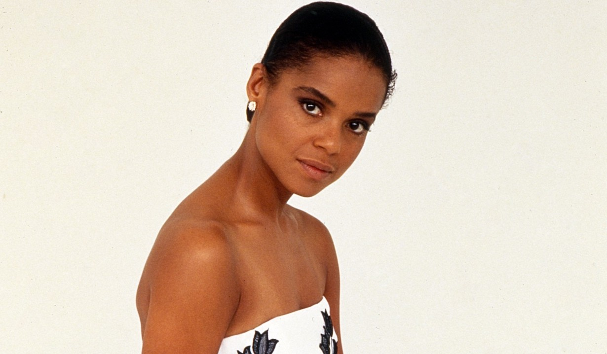 THE YOUNG AND THE RESTLESS, Victoria Rowell, dru Monty Brinton /©CBS/ Courtesy Everett Collection