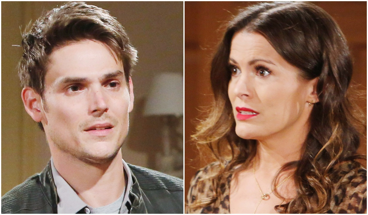 Y&R Twist That Could End Adam and Chelsea