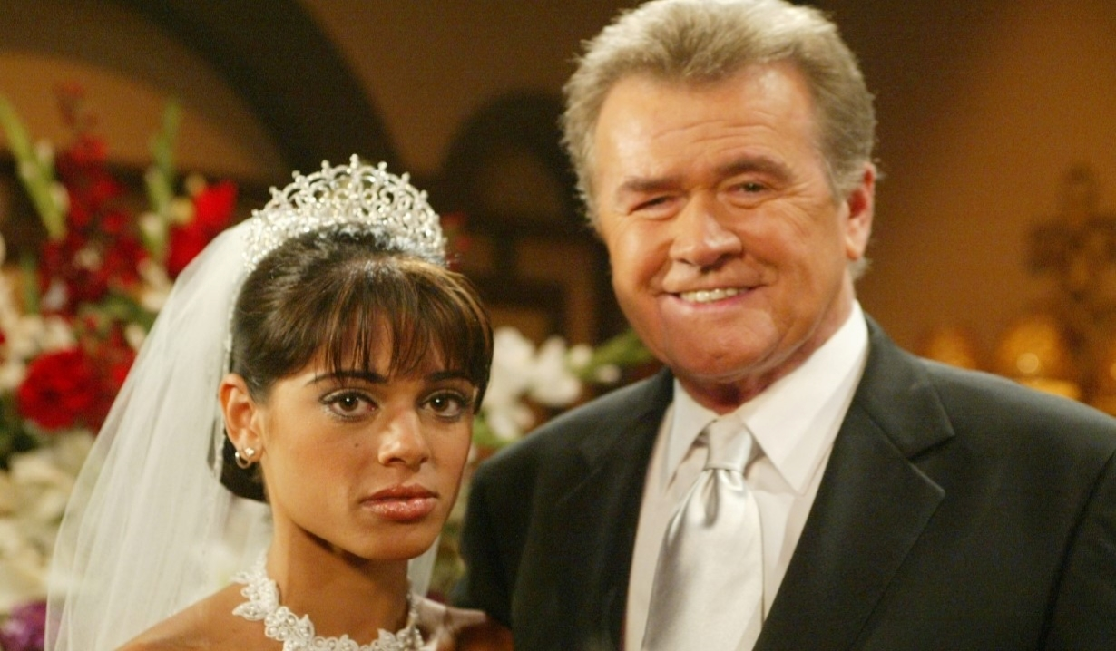 Passions' Alistair Crane and Theresa Lopez-Fitzgerald