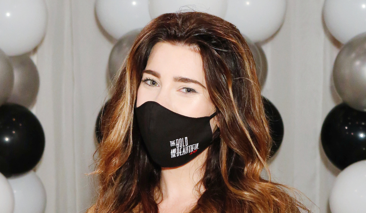 "Jacqueline MacInnes Wood""The Bold and the Beautiful"" Set Celebrating 100 Episodes being back in ProductionCBS Television CityLos Angeles, Ca.10/21/20© Howard Wise/jpistudios.com310-657-9661Episode # 8404U.S.Airdate 11/19/20"