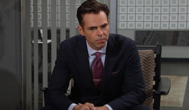 Billy need lawyer Y&R