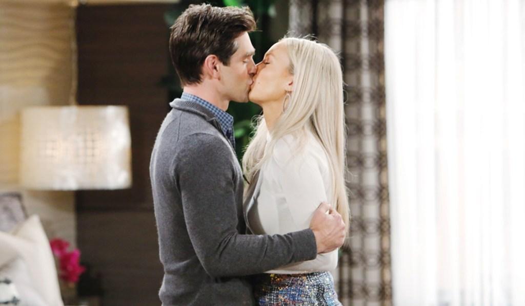 Chance, Abby kiss Y&R