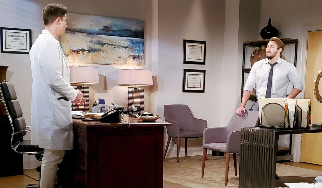 Finn, Liam office B&B