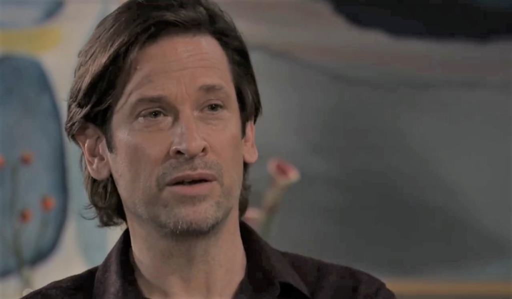 Franco tells Cameron about his tumor at home General Hospital