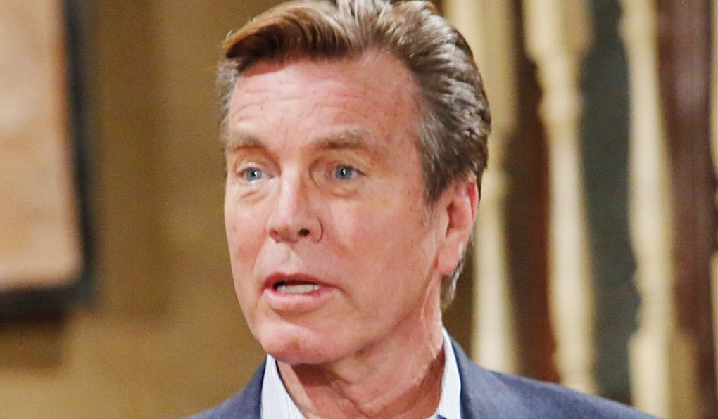 "Peter Bergman""The Young and the Restless"" Set CBS television CityLos Angeles10/27/20© Howard Wise/jpistudios.com310-657-9661Episode # 11998U.S. Airdate 11/25/20"
