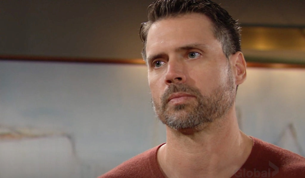Nick apologize Y&R