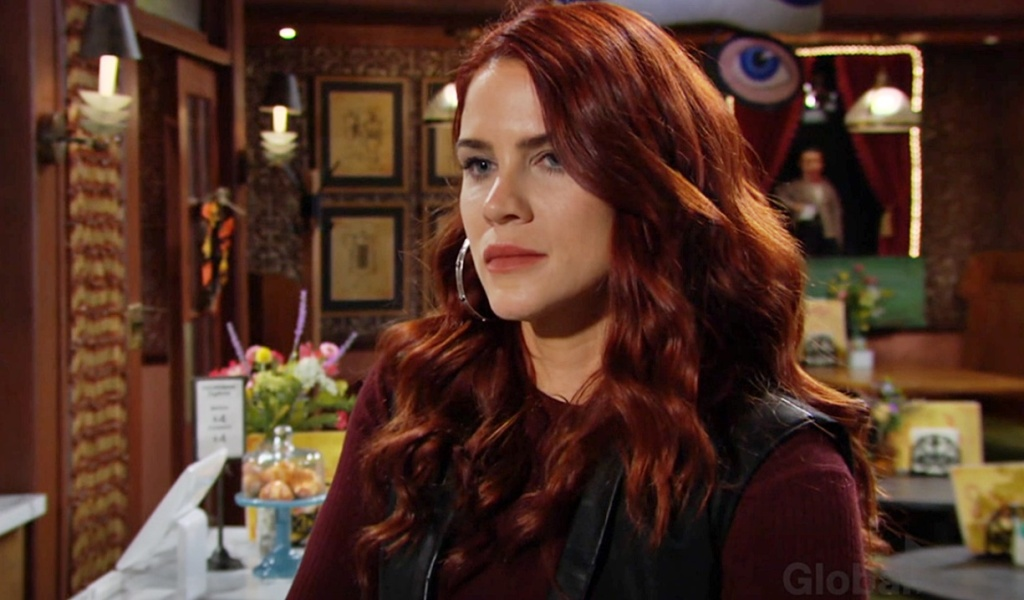 Sally disappointed Y&R