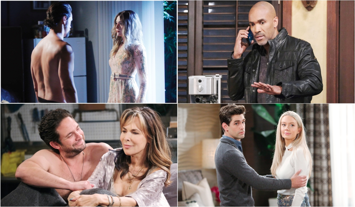 11-30-20 spoilers for bold and beautiful days of our lives general hospital young and restless