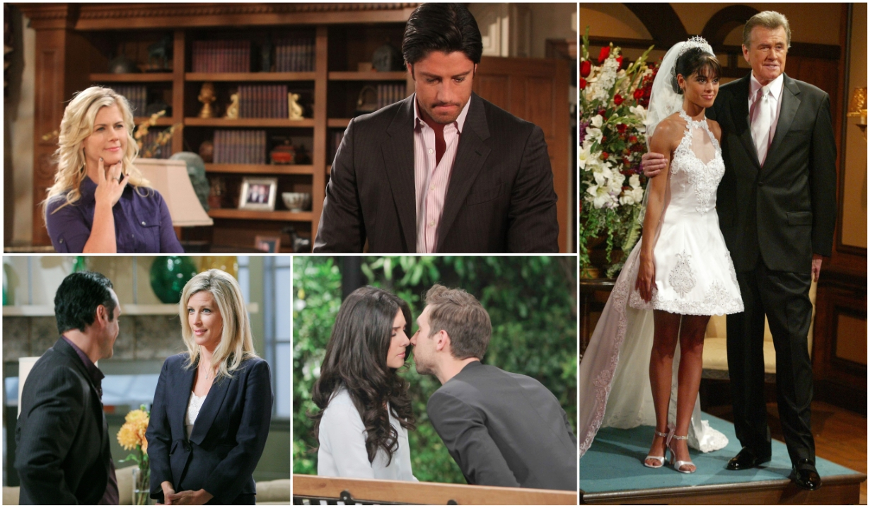 10 of Soaps' Most Toxic Marriages: Photos!