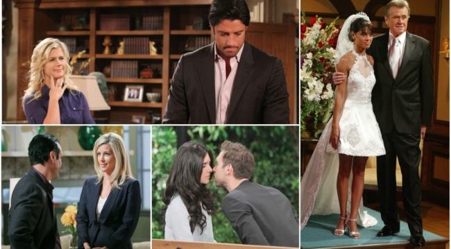 Toxic soap opera marriages