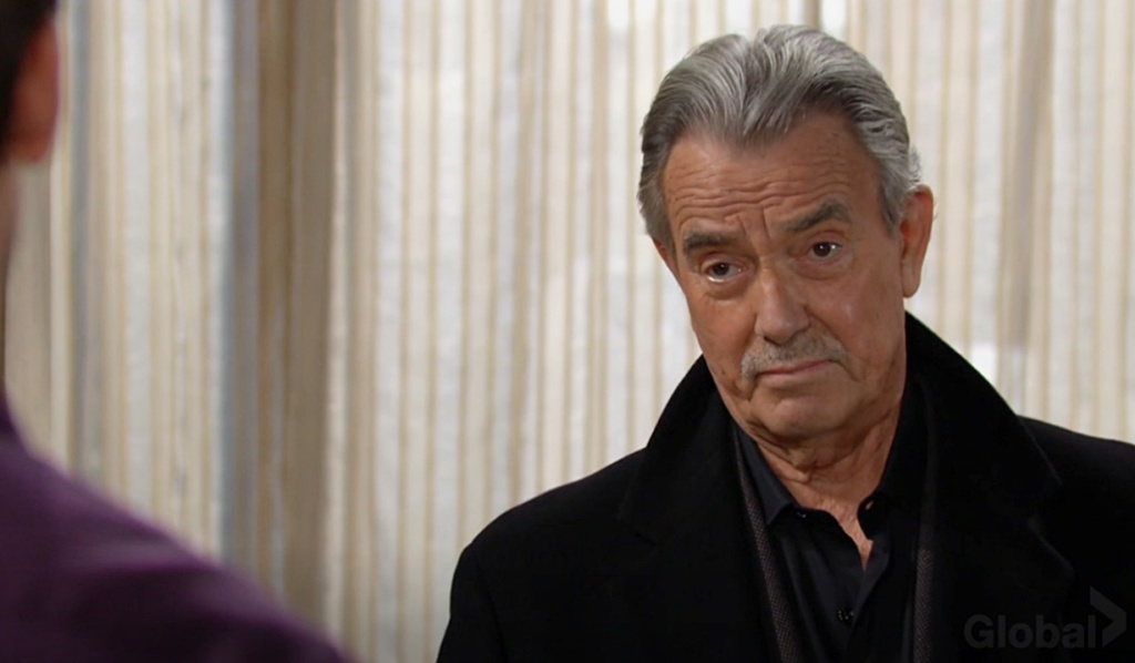 Victor, Adam committed Y&R