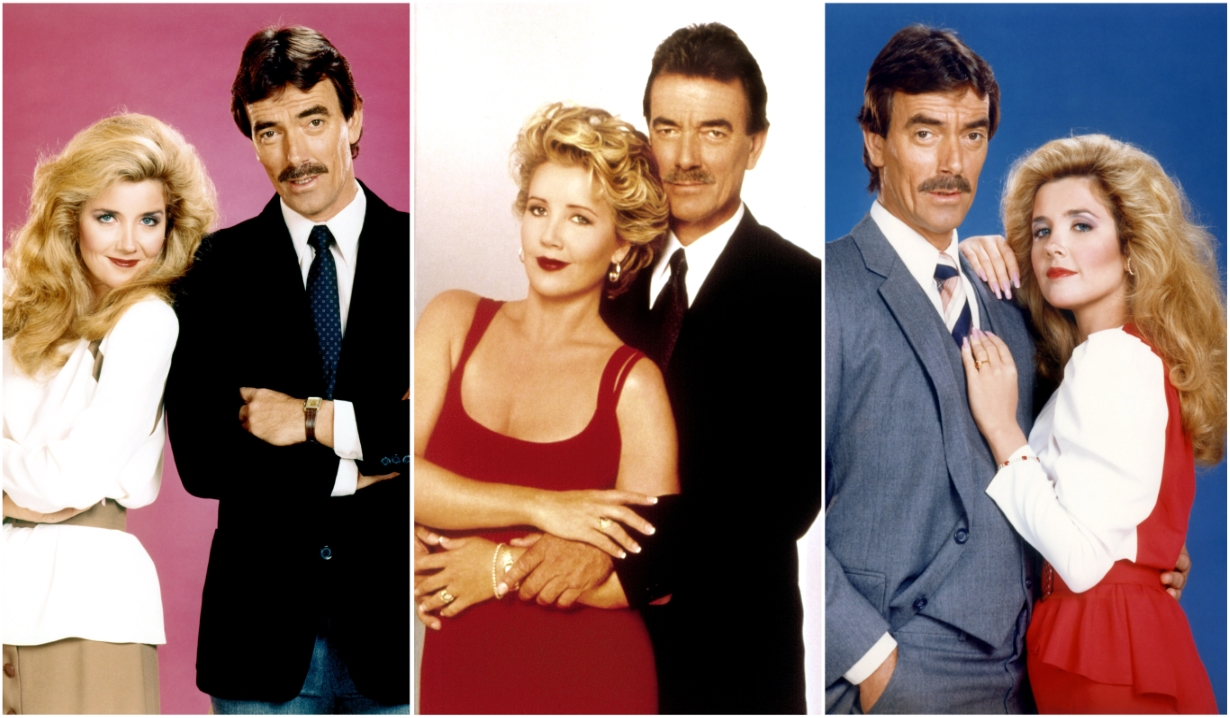Young & Restless' Victor and Nikki Newman
