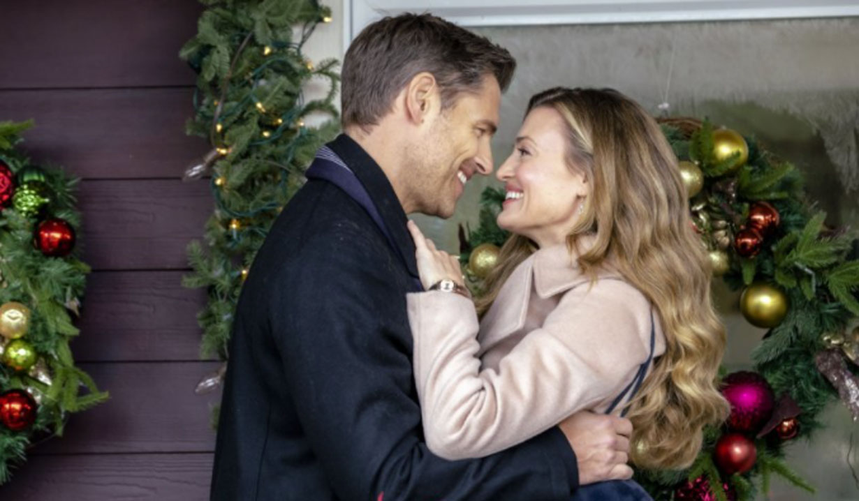 A Godwink Christmas: Second Chance, First Love Hallmark