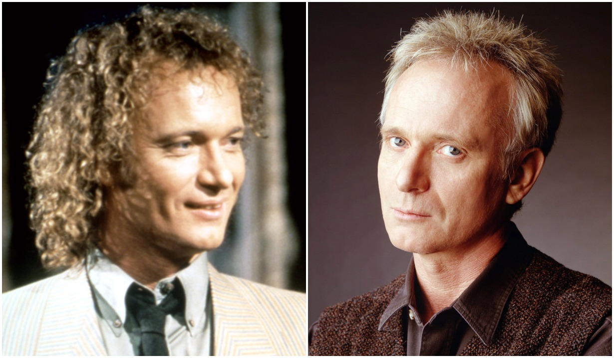 anthony geary then now