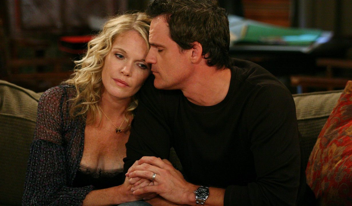 "Maura West, Michael Park ""As The World Turns"" jack carly gds"