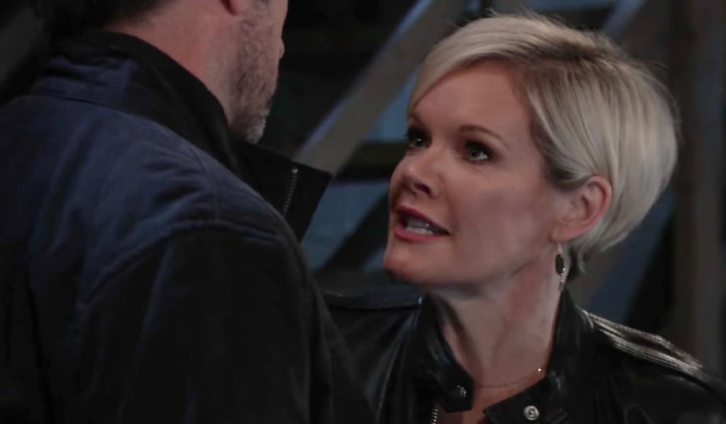 Ava asks Julian who died on GH