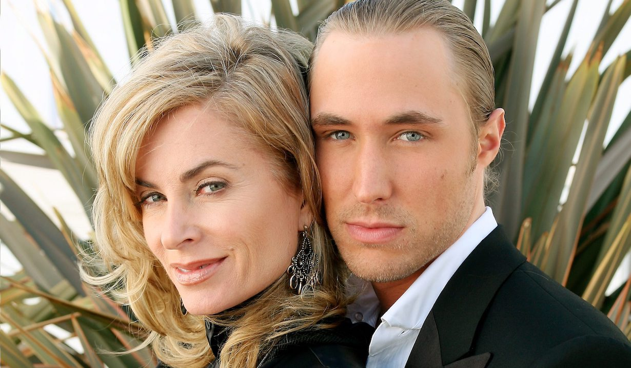 Kyle Lowder. Eileen Davidson bb ashley rick am