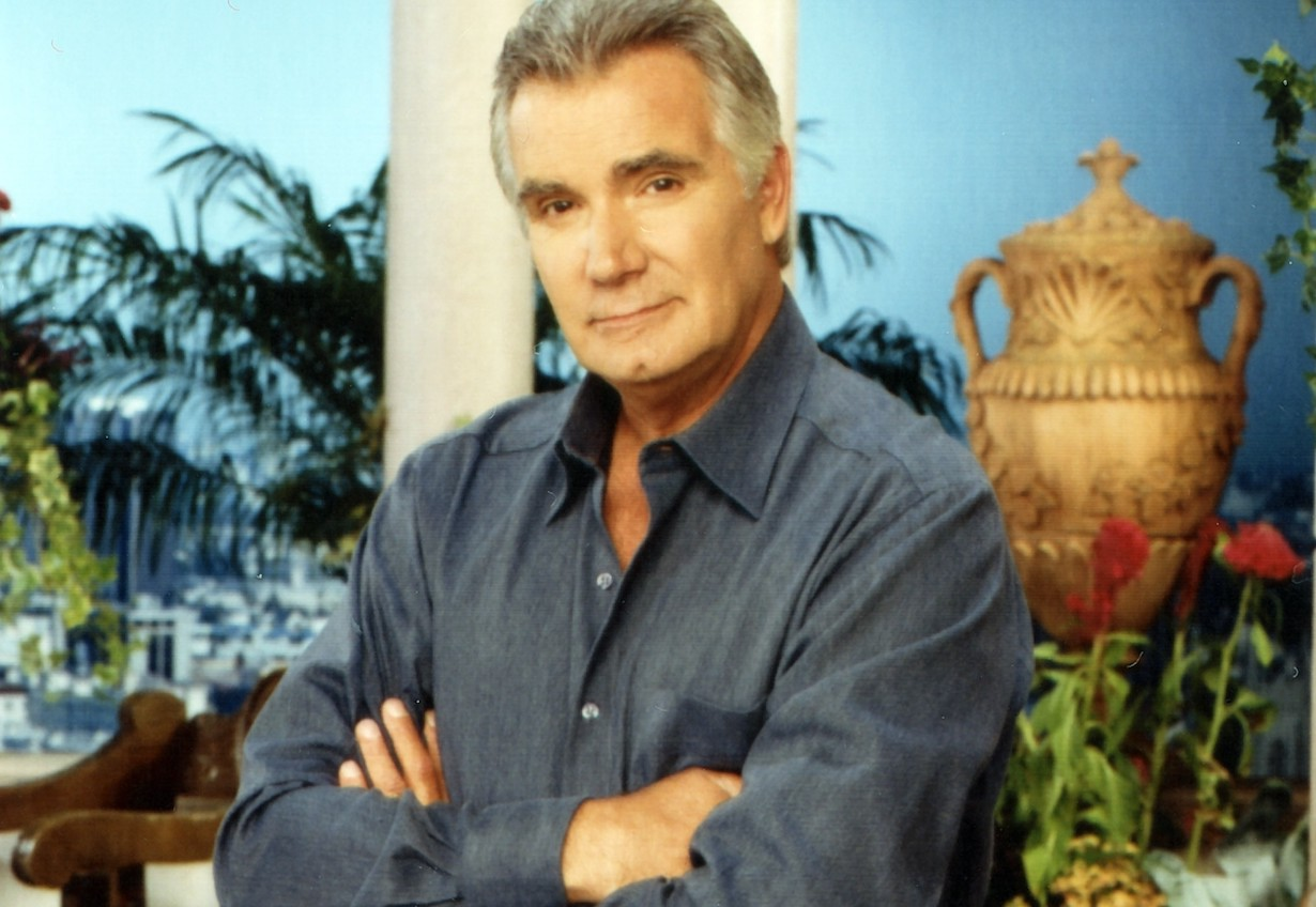 THE BOLD AND THE BEAUTIFUL, John McCook, 2000s, 1987– . ph: Cliff Lipson /© CBS / Courtesy Everett Collection