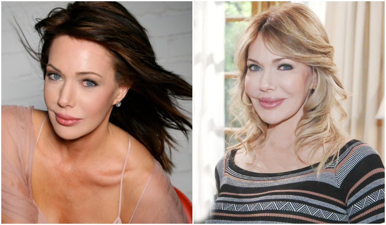 hunter tylo then now
