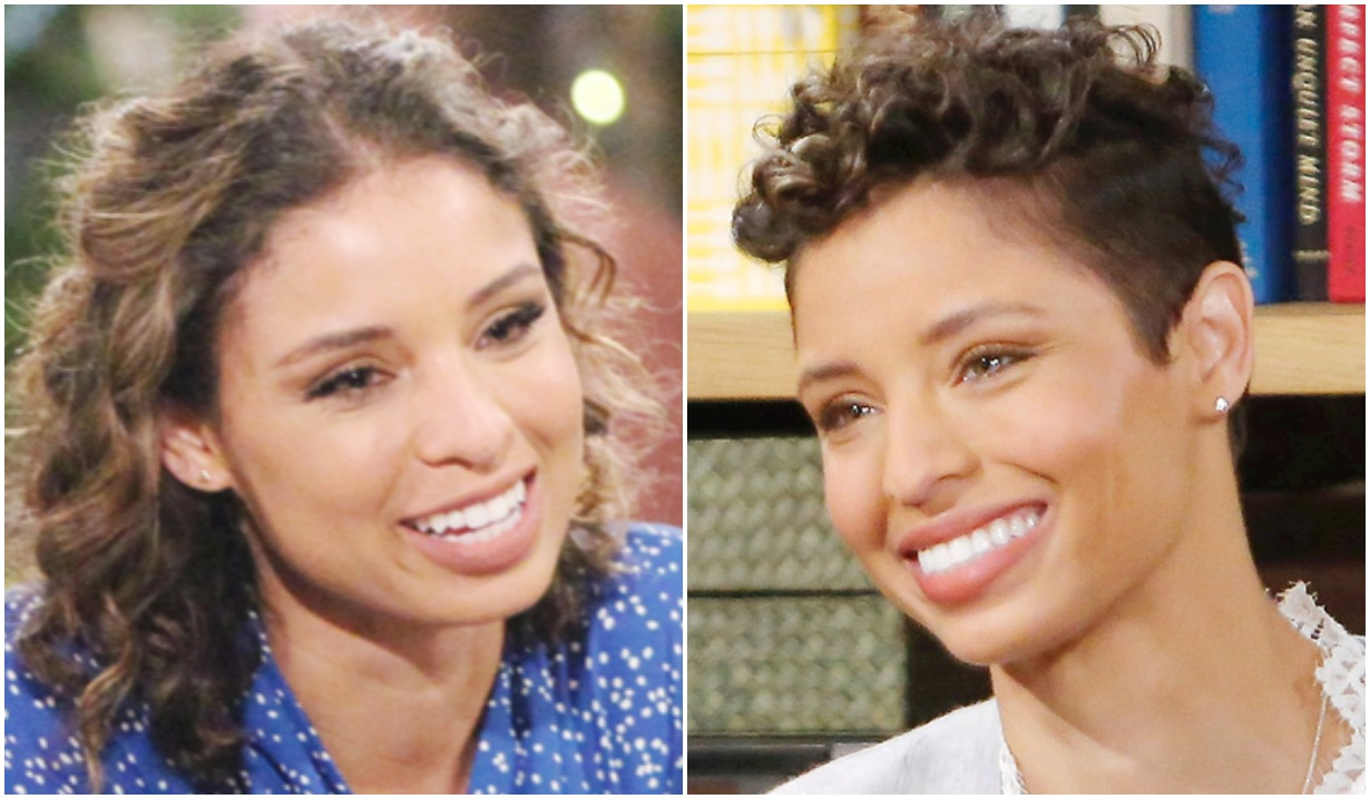 young restless brytni sarpy before after hw