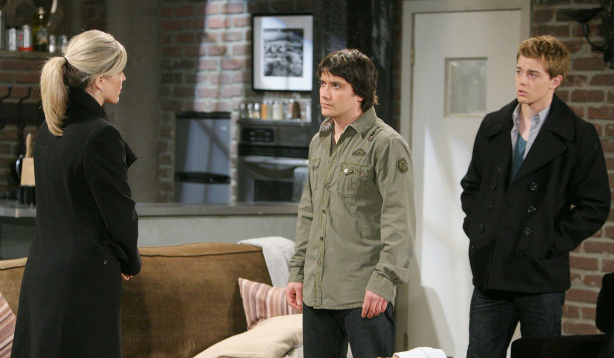 Carly furious with Dante on GH