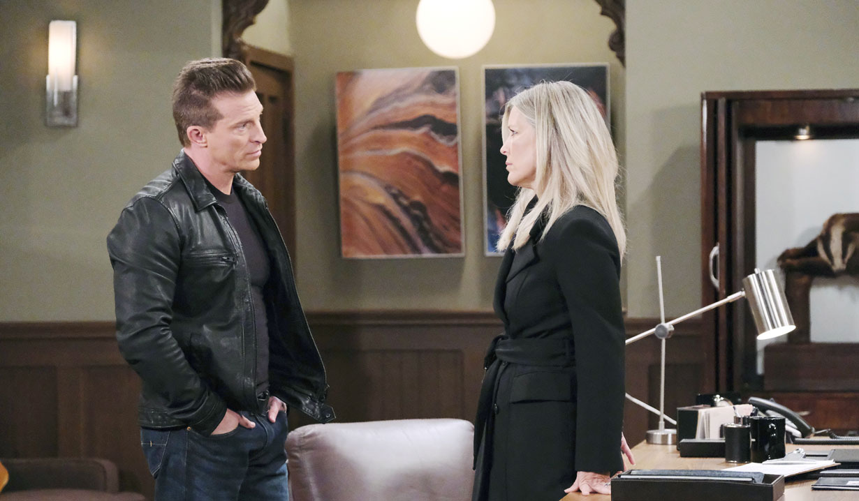 Jason and Carly Reunite on GH