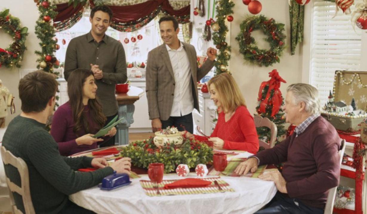 The Christmas House Hallmark