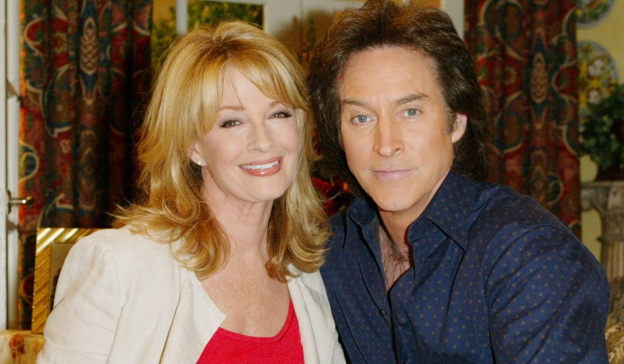 """Days of our Lives"" john marlena deidre hall drake hogestyn ps"