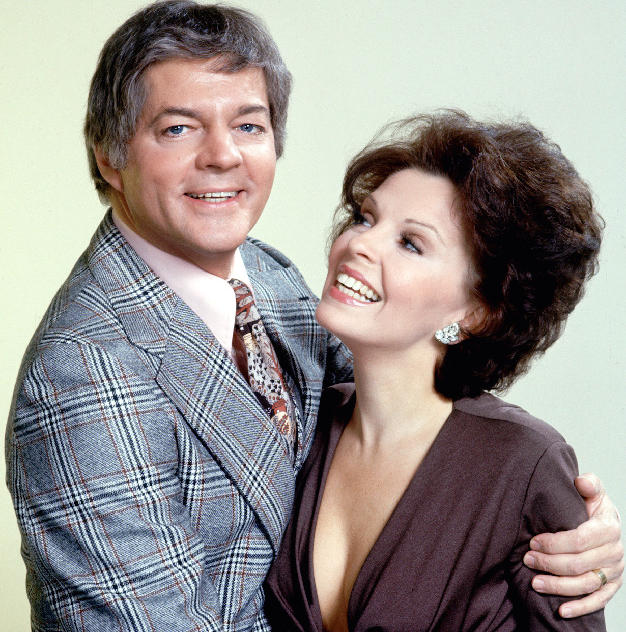 DAYS OF OUR LIVES, Bill Hayes, Susan Seaforth Hayes nbc ec doug julie
